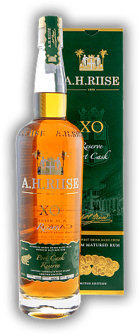 A.H. Riise X.O. Reserve Port Cask Rum