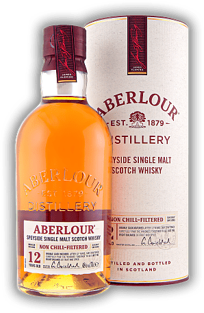 Aberlour 12 Years Non Chill-Filtered 48%
