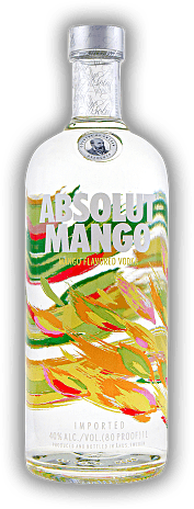 Absolut Mango Vodka 1,0 Liter