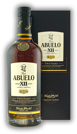 Abuelo XII Anos Two Oaks