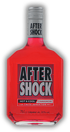 After Shock Red Hot & Cool Cinnamon