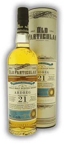 Ardbeg Douglas Laing Old Particular Single Cask 21 Years