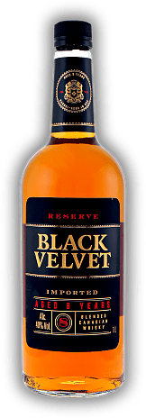 Black Velvet Reserve 8 Years 1,0 Liter