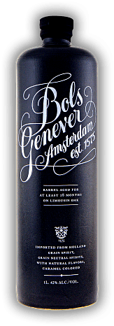 Bols Genever Barrel Aged 1,0 Liter