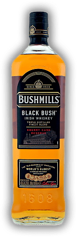 Bushmills Black Bush 1,0 Liter