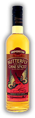 Butterfly Cane Spiced Trinidad