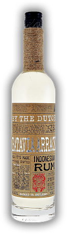 By the Dutch White Batavia Arrack
