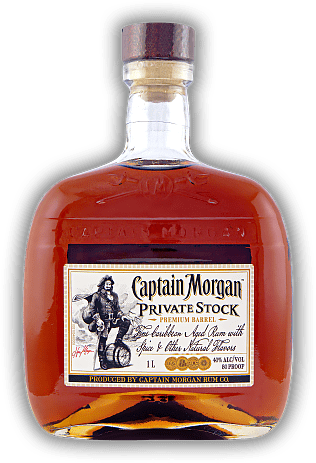 Captain Morgan Private Stock 1,0 Liter