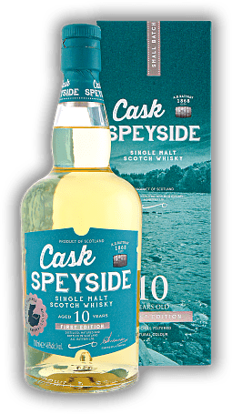 Cask Speyside A.D. Rattray 10 Years 46%