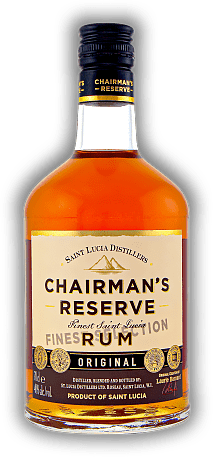 Chairman's Reserve from St. Lucia Distillers Limited