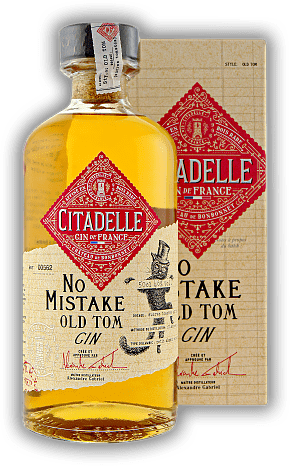 Citadelle Gin No Mistake Old Tom 0,5 Liter