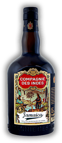 Compagnie Des Indes Jamaica 5 Years 43%