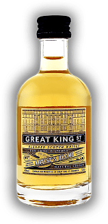 Compass Box Great King Street Artist's Blend Scotch Blended Whisky 0,05 Liter