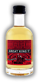 Compass Box Great King Street Glasgow Blend Scotch Blended Whisky 0,05 Liter
