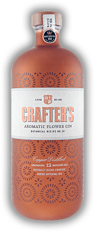 Crafter's Aromatic Flower Gin Recipe No. 38
