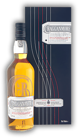 Cragganmore Natural Cask Strength 55,7% Limited Release