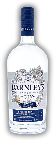 Darnley's Spiced Navy Strength London Dry Gin 57,1%