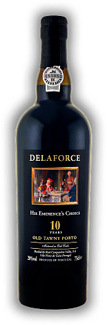 Delaforce  His Eminence's Choice Tawny Port 10 Years
