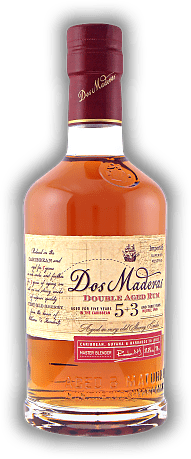 Dos Maderas Ron Anejo 5 + 3 Years Old