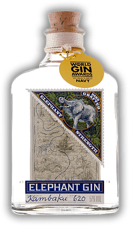 Elephant Strength Gin 57%