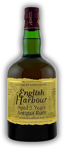 English Harbour Aged 5 Years