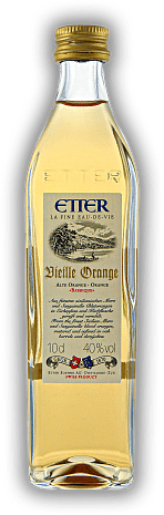 Etter Vieille Orange Barrique gereift 0,1 Liter