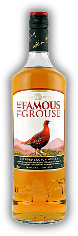 Famous Grouse 1,0 Liter