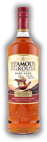 Famous Grouse Ruby Cask 1,0 Liter