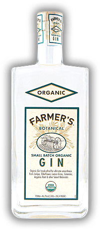Farmer's Botanical Small Batch Organic Gin
