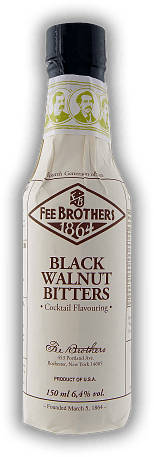 Fee Brothers Black Walnut Bitters 0,15 Liter