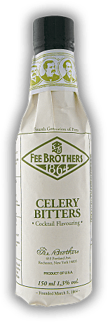 Fee Brothers Celery Bitters 0,15 Liter
