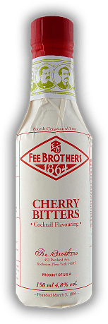 Fee Brothers Cherry Bitters 0,15 Liter