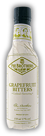 Fee Brothers Grapefruit Bitters 0,15 Liter