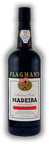 Flagman's Medium Sweet 0,75 Liter