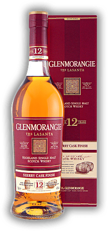 Glenmorangie Lasanta Sherry Cask Extra Matured 12 Years