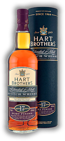 Hart Brothers 17 Years Port Finish Blended Malt