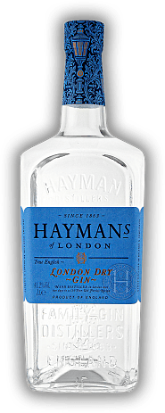Hayman's London Dry Gin 41,2% 1,0 Liter