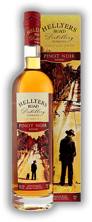 Hellyers Road Distillery Pinot Noir Finish