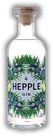 Hepple High Fidelity Gin