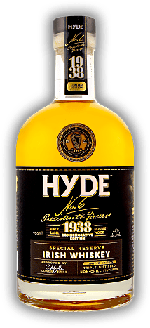 Hyde No.6 Irish Blended Whiskey Special Reserve Sherry Finish