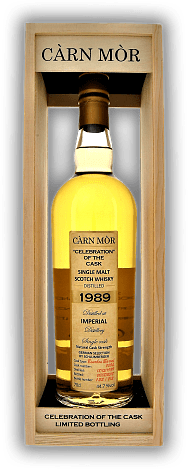 Imperial Càrn Mòr Celebration of the Cask 'German Selection by Schlumberger' 28 Years 1989/2018 Bourbon Barrel 2894