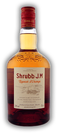 J.M Shrubb d'Orange Liqueur