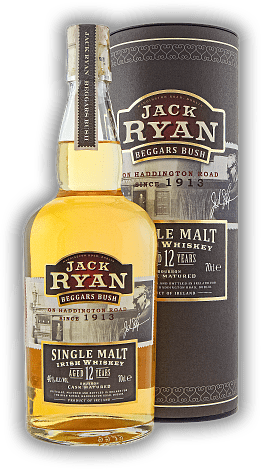 Jack Ryan Beggars Bush Single Malt 12 Years