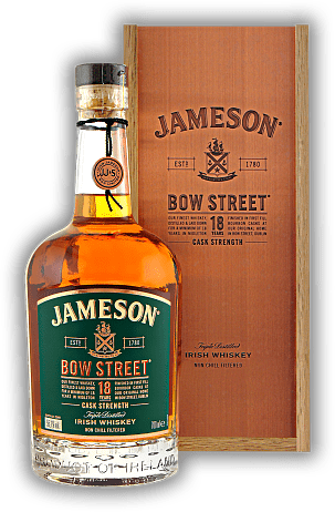 Jameson Bow Street 18 Years 55,3%