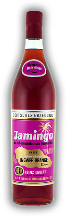 Jamingo Heidelikör Ingwer - Orange 3,0 Liter