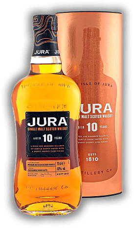 Jura 10 Years Sherry Cask Finish
