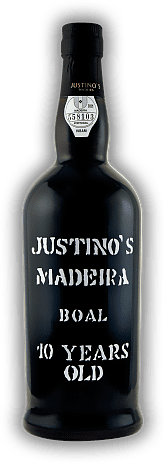 Justino's Boal Medium Sweet 10 Years