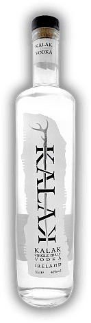 Kalak Irish Single Malt Vodka