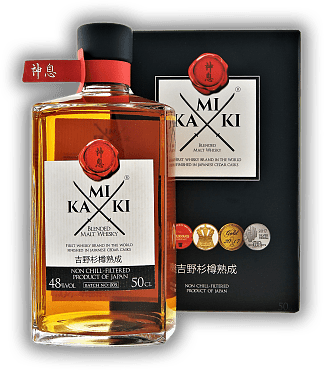 Kamiki Blended Malt Whisky 48%