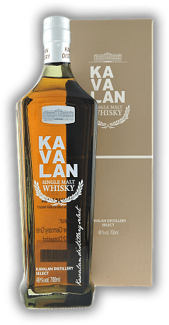 Kavalan Distillery Select Single Malt 40%